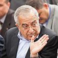 Palestinian Prime Minister Salam Fayyad Photo: Noam Moskowitz