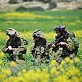 Kfir Brigade training Photo courtesy of the IDF
