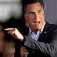 Mitt Romney Photo: AFP