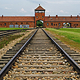 'Train to Auschwitz' Photo: Shutterstock
