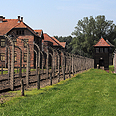 Auschwitz death camp Photo: Shutterstock