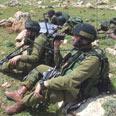 Kfir Brigade exercise Photo: Yoav Zitun