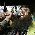 Khader Adnan Photo: AFP