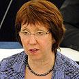 Catherine Ashton Photo: EPA