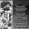 Hammered festival poster