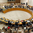 UN Security Council Photo: EPA