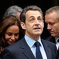 Sarkozy. End of the road? Photo: EPA