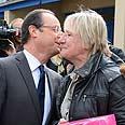 Socialist candidate Francois Hollande Photo: EPA
