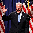 Biden at NYU Photo: Reuters