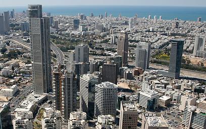 רמת גן. 2.1 מיליון שקל בממוצע לדירה (צילום: lowshot.com)