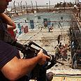 Megido Prison Photo: Effi Sharir