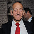 Olmert in New York 