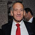 Olmert in New York