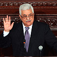 'Ball in Israel's court.' Abbas Photo: AFP
