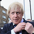 London Mayor Boris Johnson Photo: Reuters