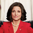 Julia Louis-Dreyfus in 'Veep.' Damage control following daughter's anti-Israel essay Photo: HBO