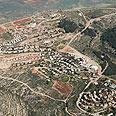 Jewish settlement Photo: Lowshot.com