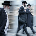Haredim (Illustration) Photo: Shutterstock