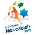 Logo of 19th Maccabiah