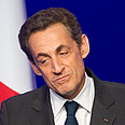 'Pro-Israel.' Sarkozy Photo: AP