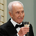 Shimon Peres Photo: Reuters