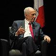 Peres Photo: GPO