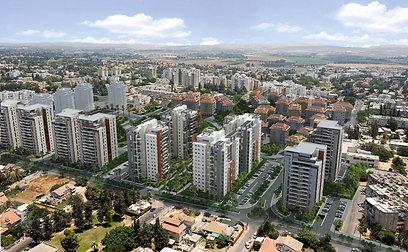 הדמיה: אאורה ישראל
