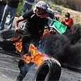 Nakba Day protest Photo: AFP