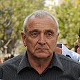 Minister Aharonovitch Photo: Yaron Brener