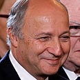 Laurent Fabius Photo: Reuters