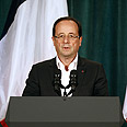 French President Francois Hollande Photo: AFP