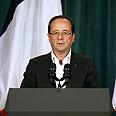 French President Francois Hollande Photo: AFP