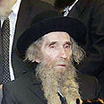 Rabbi Aharon Yehuda Leib Shteinman Photo: Haim Zach