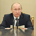 Sending troops. Putin Photo: Reuters