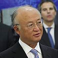 IAEA chief Amano Photo: AP