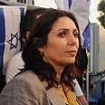 Miri Regev. Demographic threat Photo: Yaron Brener