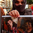 Protest rally in Houla Photo: Reuters
