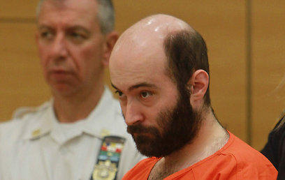 Aron in court earlier this month (Photo: AP)