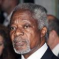 Kofi Annan Photo: AP
