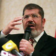 'Full rights.' Morsi Photo: AFP