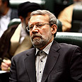 Iran's Larijani Photo: EPA