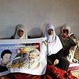 Family members of terrorists Photo: AP