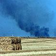 דרום ה רצועה רצועת עזה הבוקר תקרית ירי חייל ו מחבל נהרגו אזור כיסופים Photo: Roee Idan