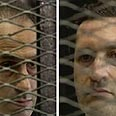 Mubarak's sons were acquitted Photo: AFP