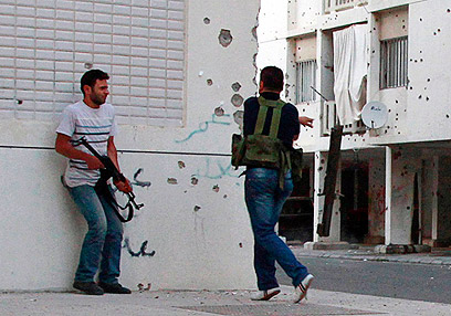 Clashes in Tripoli (Archive photo: Reuters)