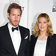 Drew Barrymore and husband Will Kopelman. 'It's a beautiful faith' Photo: AP