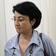 MK Hanin Zoabi Photo: Uria Tadmor