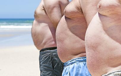 להתחיל לשלוט בהורמונים המובילים להשמנה (צילום: shutterstock )