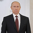Russia's Putin Photo: AFP