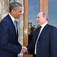 Obama (L) and Putin (archives) Photo: Reuters
